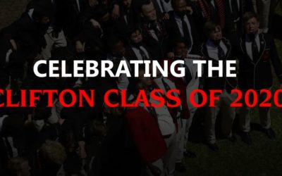 CONGRATULATIONS TO THE CLIFTON CLASS OF 2020!